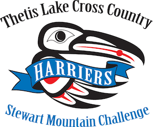 Harriers Thetis Lake Cross Country Stewart Mountain Challenge Logo2017 300