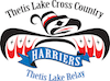 Harriers Thetis Lake Cross Country Thetis Lake Relay Logo2017 100